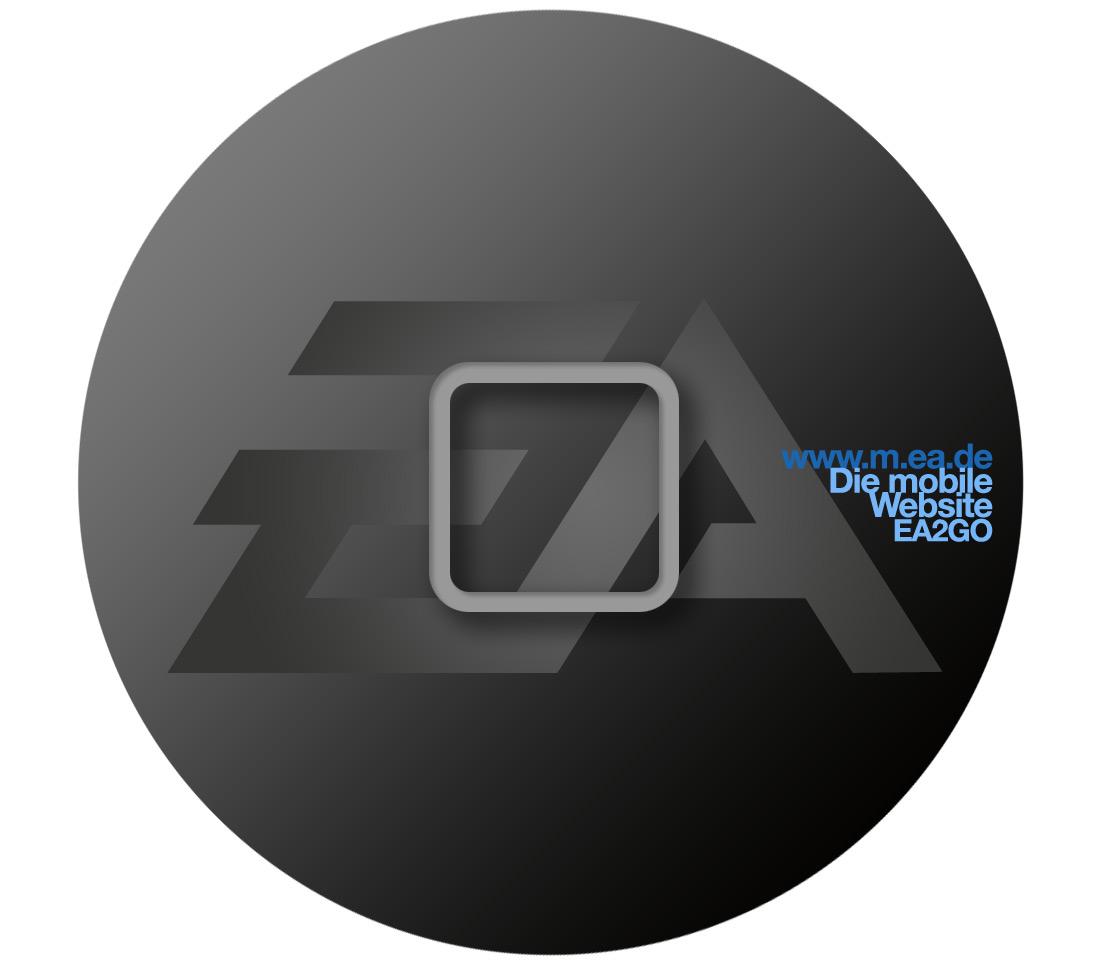 Webdesign-Entwicklung der deutschsprachigen mobilen und für das iPhone optimierten Website von Electronic Arts: EA2GO