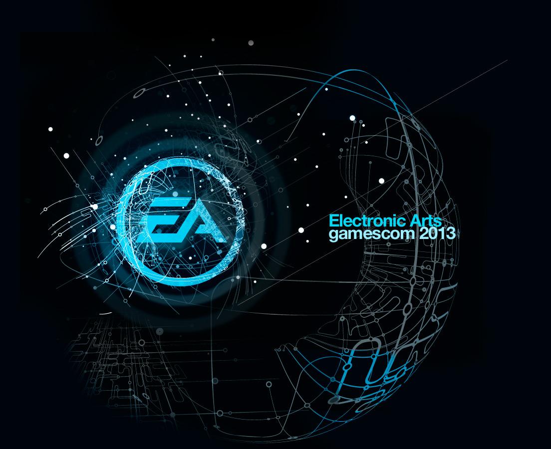 Fully Responsive Webdesign und standardkonformes Responsive-Frontend-Coding des viersprachigen Messewebauftritts von EA auf dem weltweit größten Messe- und Event-Highlight für interaktive Spiele und Unterhaltung – der gamescom 2013 in Köln
