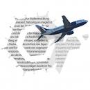 """Printdesign · Dokumentation Zukunftsraum Flughafen Tegel: Design, Satz und Layout der 80-seitigen Broschüre """"Zukunftsraum Flughafen Tegel – der Werkstattprozess"""", die okamo im Auftrag von a.m.p. für den berliner Senat gestaltet hat"""