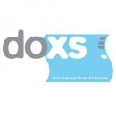 Logodesign · DOXS – Dokumentarfilme für Kinder: Logodesign für die neu geschaffene Sektion des Dokumentarfilms für Kinder DOXS im Rahmen der Duisburger Filmwoche