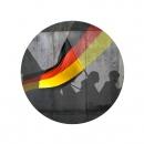 """Logodesign · Sat.1 «Wir sind das Volk»: Logoentwicklung für die große Sat.1 Produktion """"Wir sind das Volk"""""""