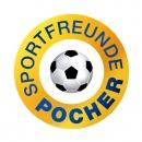 Logodesign · Sat.1 «Sportfreunde Pocher»: Logodesign für die Sat.1 Casting-Doku «Sportfreunde Pocher – Alle gegen die Bayern!» mit Oliver Pocher
