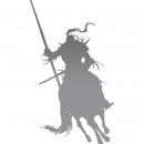 "Package Design · Warlord Saga of the Storm: Gestaltung der Verpackungsreihe des Phantasy-Kartenspiels ""Warlord – Saga of the Storm"""